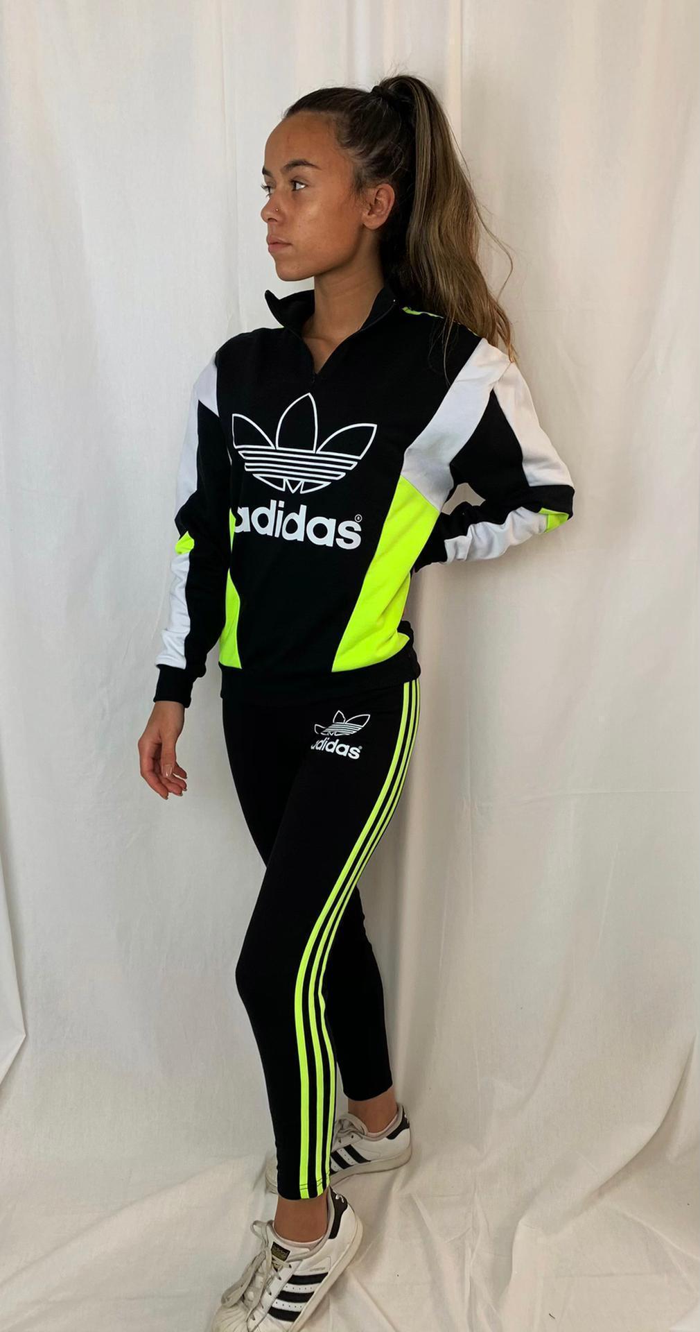 Conjunto Adidas 3 colores