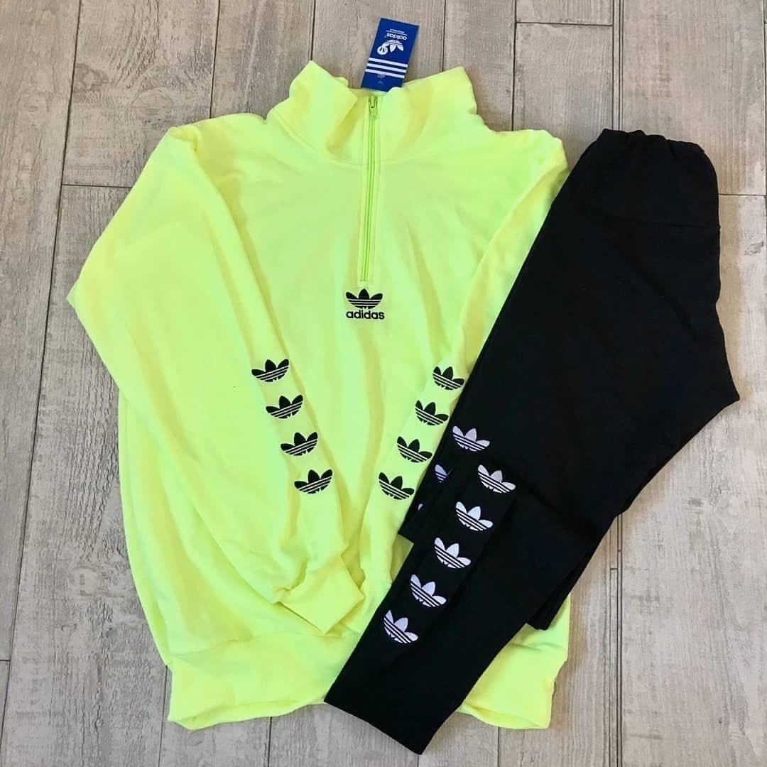 Conjunto Adidas invierno