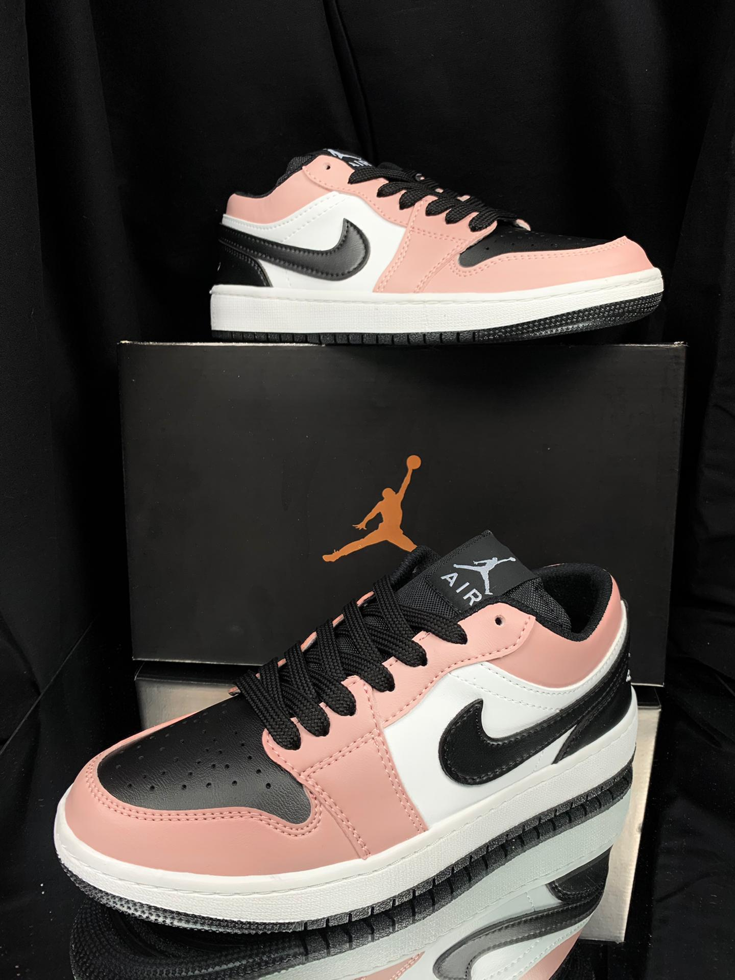 Air Jordan 1 Pink Quartz