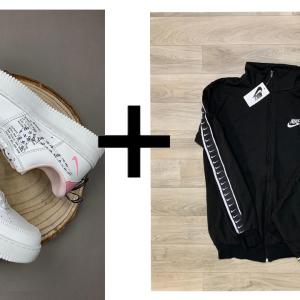 Pack NAVIDAD  - Conjunto de Nike+ Air force Just Do It